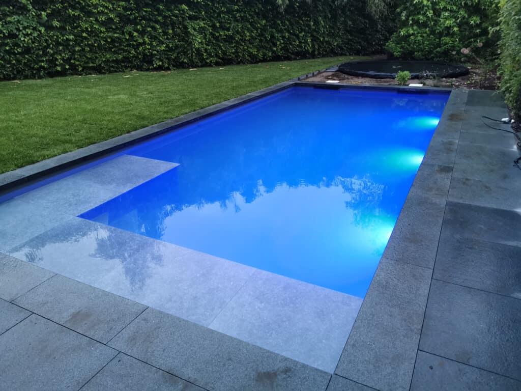 Zwembad verlichting